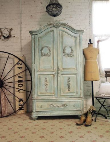 Winter White and French Country = Trendy Home Decor for 2013 Follow me on eBay for more inspiration: #followitfindit #spon