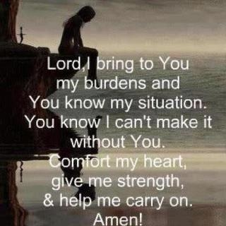 Lord I bring to You