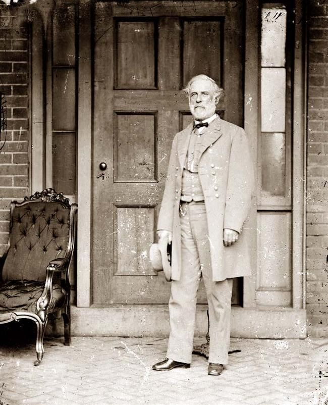 General Robert E Lee CSA Pinterest