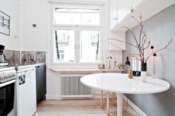 Studio Apartment Kitchen Home