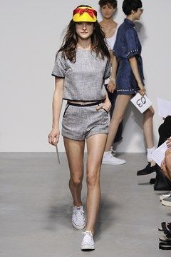 Adam Selman womenswear, spring/summer 2015, New York Fashion Week