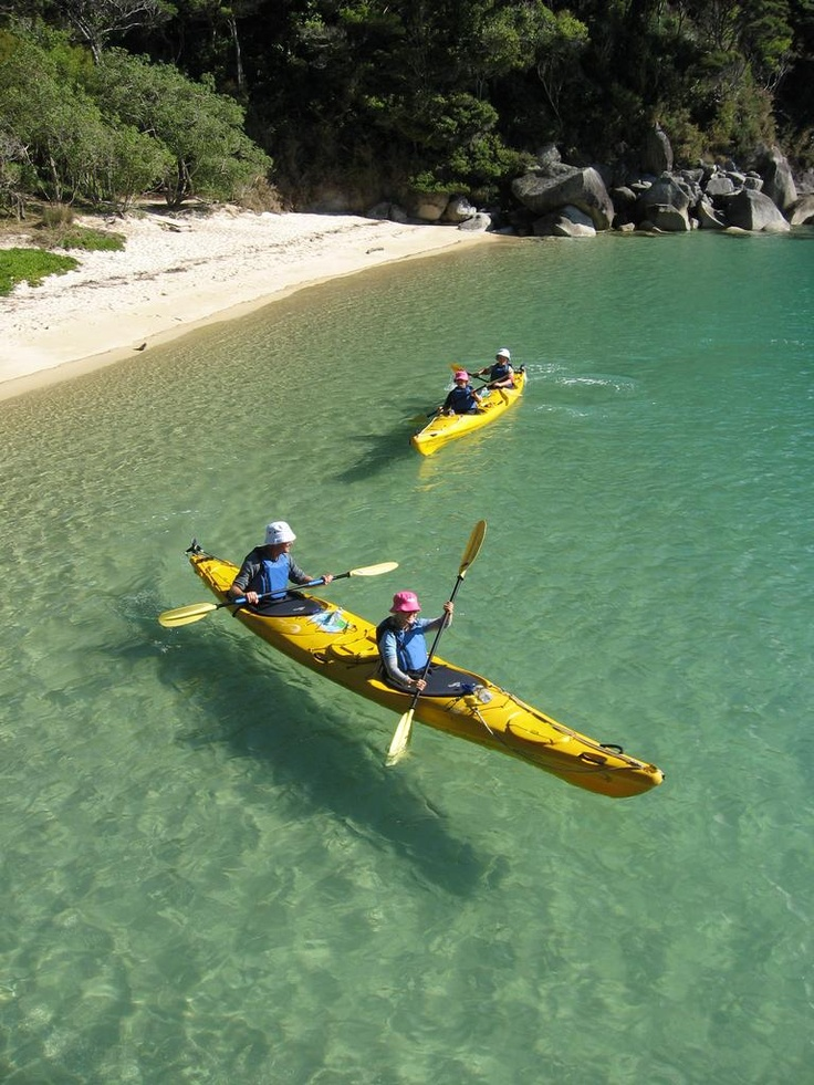Kayak the Abel Tasman