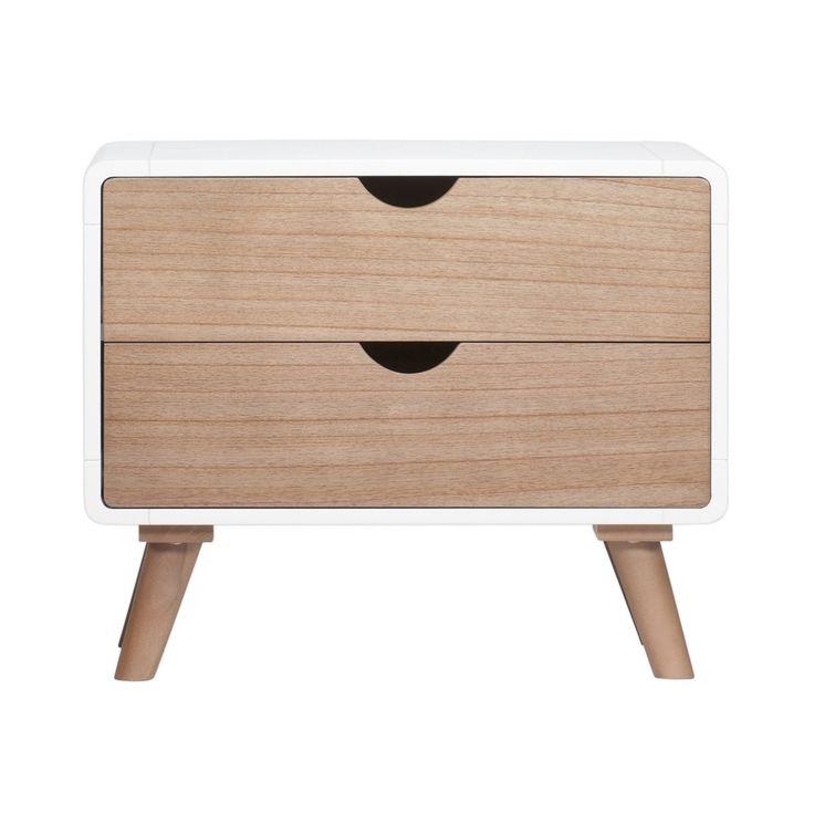 Retro Bedside Table >>> www.ifurnholic.com