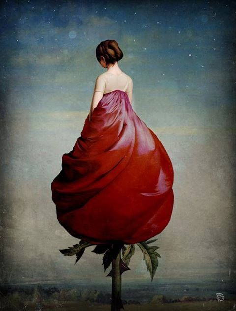 Christian Schloe, Awakening, digital art