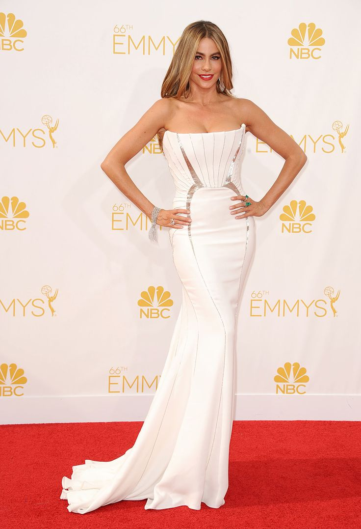 #Emmys 2014: The 21 best dressed on the red carpet // Sofia Vergara in Roberto Cavalli