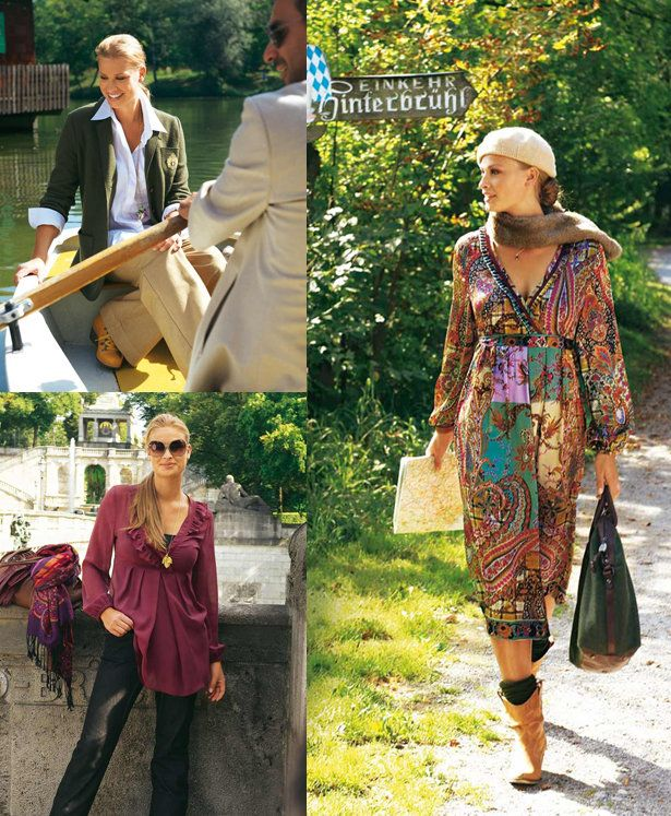 Afternoon Stroll: 7 Plus Size Patterns