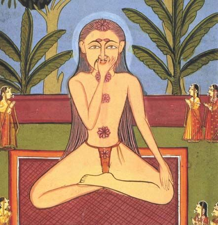 Pranayama, one of the limbs of yoga, is roughly translated as breath. Breath is actually what makes yoga accessible to everyone and is what connects all schools of yoga. Here is an illustration of one method of pranayama.    http://sarmoung.wordpress.com/2012/03/19/the-art-of-breathing-3-an-example-of-pranayama-nadi-shodana/