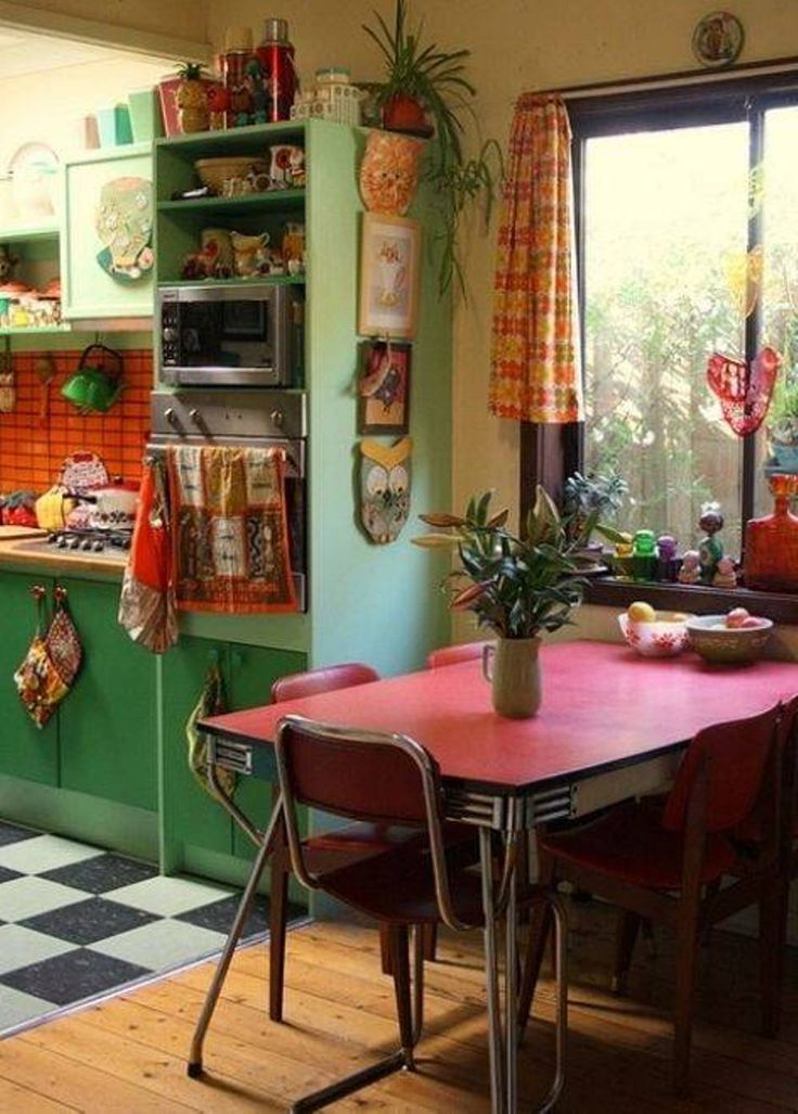 Interior Bohemian Style Of Home Interior Design With Retro     Interior Bohemian Style Of Home Interior Design With Retro Furnitures