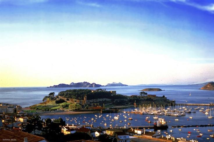 Islas cies, Bayona.