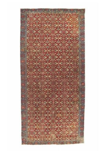 A 'Lotto' carpet, probably Ushak, West Anatolia, Late 16th century