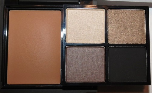 Love this!  MAC Smokey Eye & Bronzer kit in Desert Camouflage