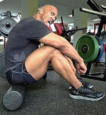 Baywatch Leg Workout