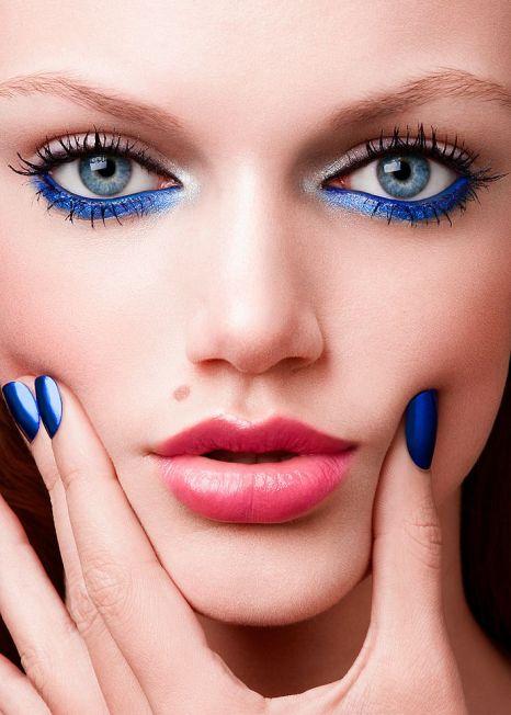 Blue by Nicole Corbett