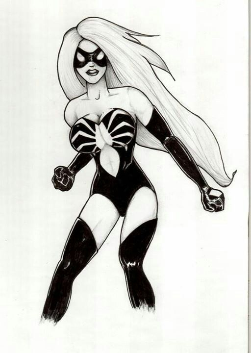 spiderwoman comics pinterest