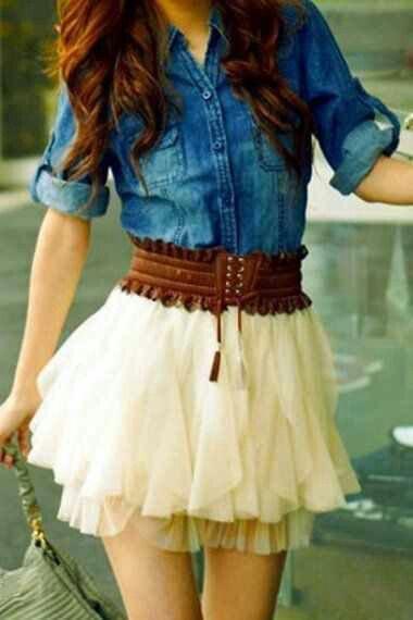 Country Look. Teen Fashion. By-Iheartfashion14   →follow←