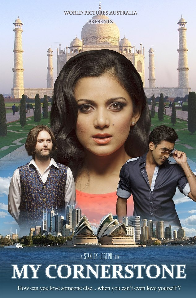MY CORNERSTONE starring Zenia Starr, James Morcan and Romin Khan. Directed by Stanley Joseph.