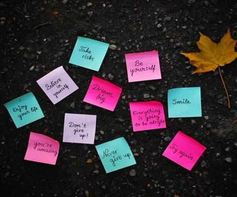 Positive Attitude- love this