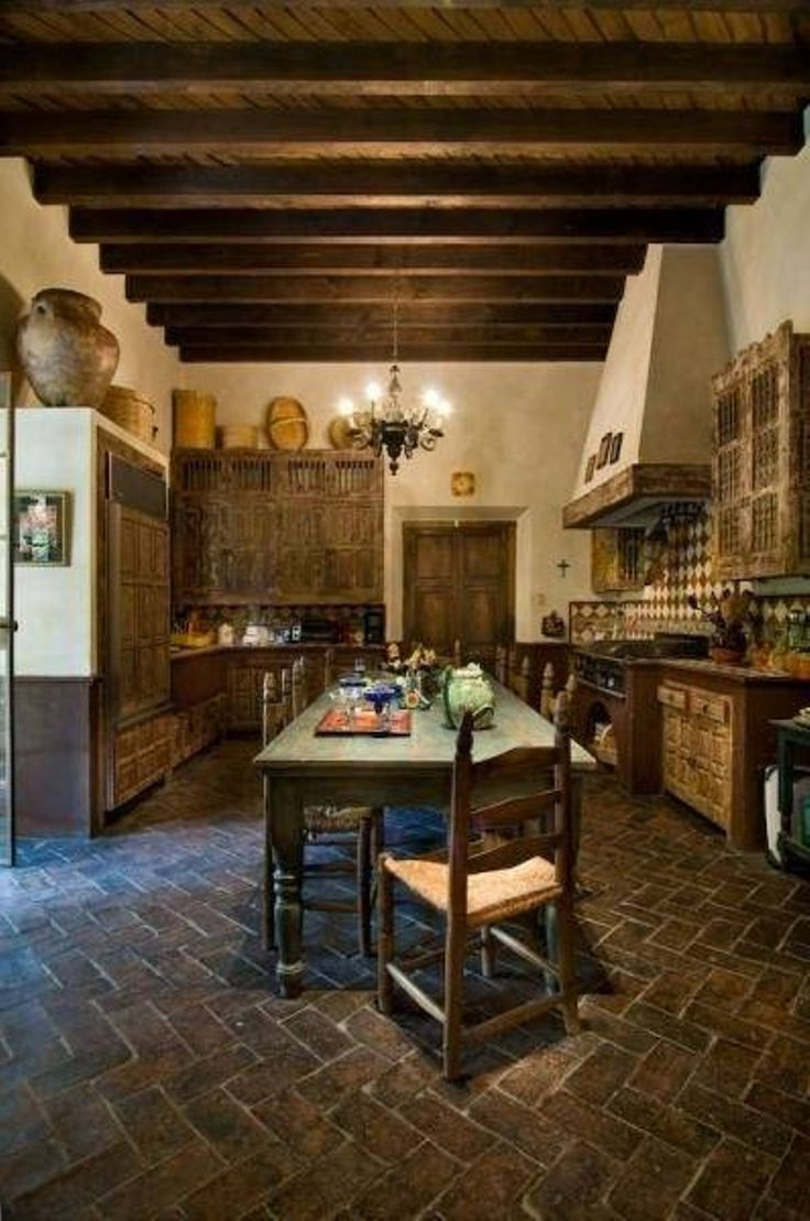 Old World Home Decorating Ideas  those floors!!!!!! Design Ideas and ...