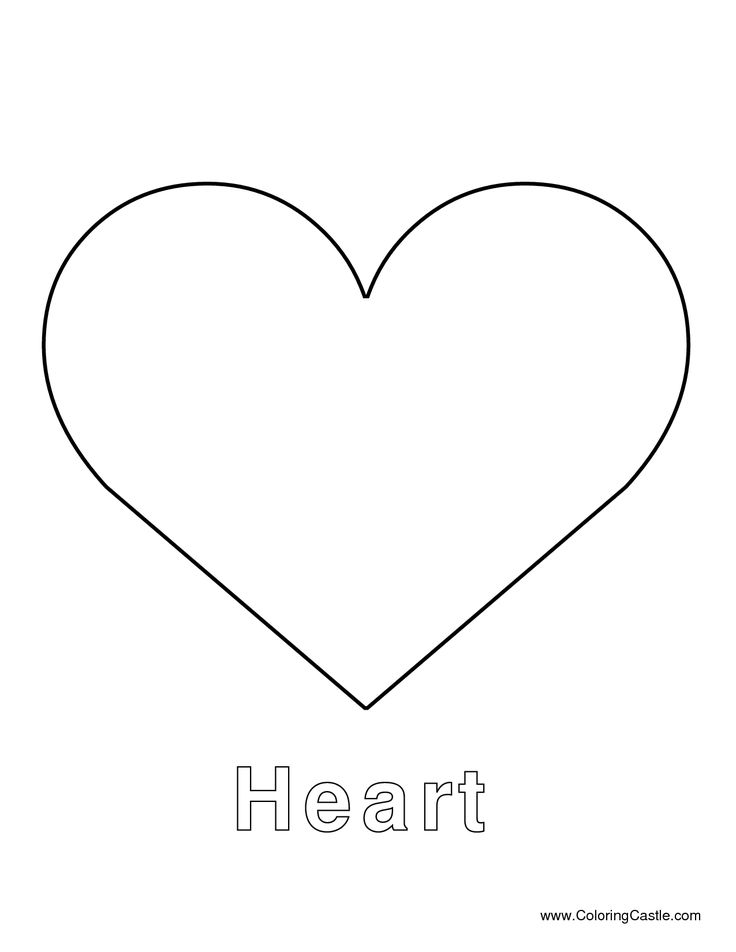 Heart Template Large Heart Template Once Upon A Time