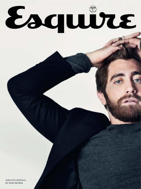 Jake Gyllenhaal By Nino Munoz For Esquire UK