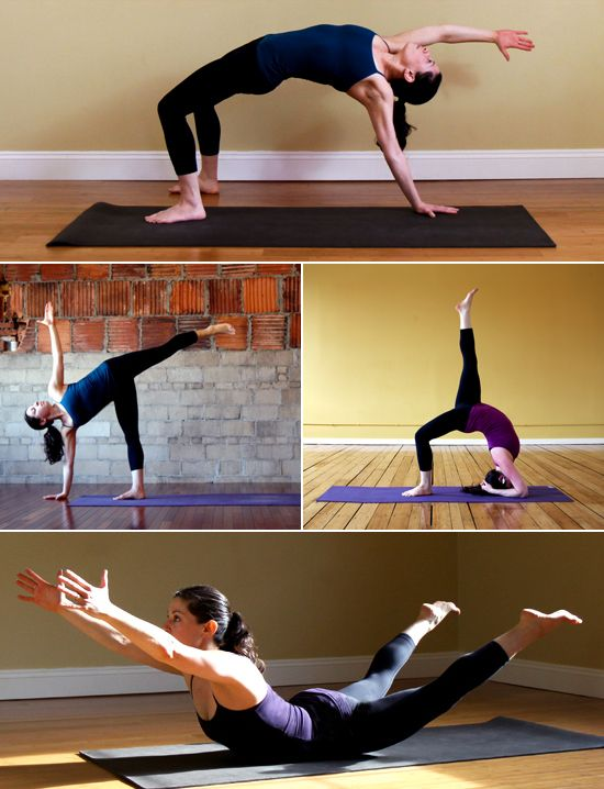 Yoga Sequence to Diminish Your Derriere