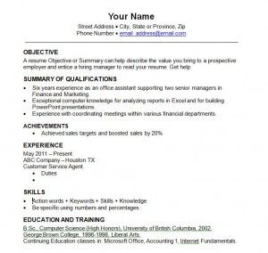 new resume templates 2014 free latest cv formats updates new