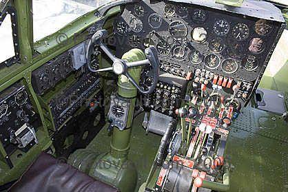 A 26 Invader Cockpit