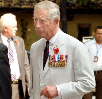 The Prince of Wales's 65th birthday