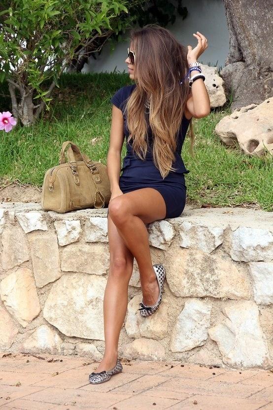Cor do cabelo Ombre para o verão ... acho que este é um dos meus favoritos