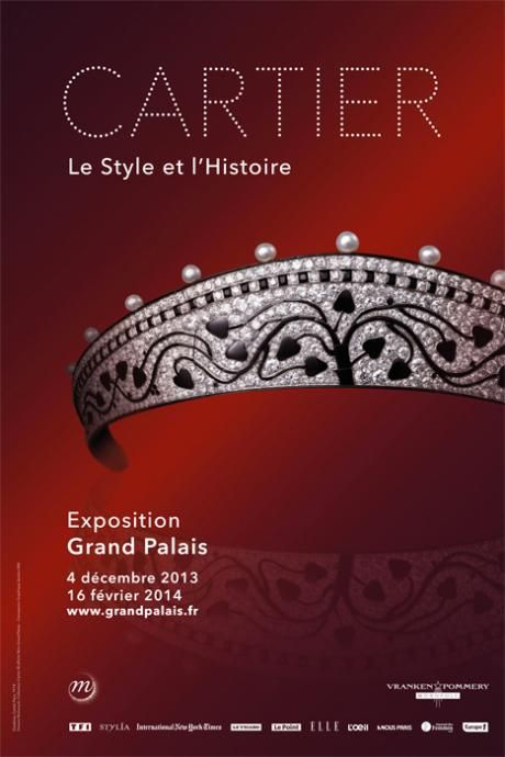 The jeweller of kings: Cartier exhibition opens at the Grand Palais, Paris