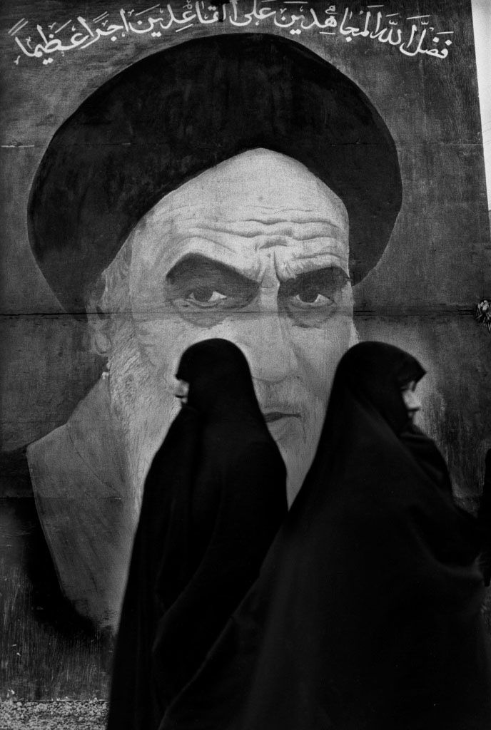 #MarcRiboud #Iran