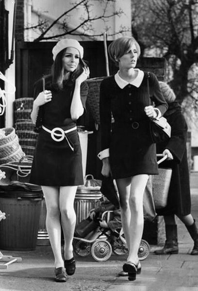 Modettes, 1960s London