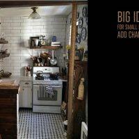 アビゲイルのレッスン:小さいキッチン向けのアイディア
