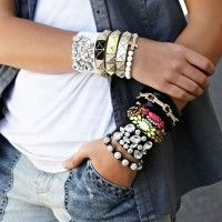 Fall Trend: Bracelets, Bangles & Cuffs