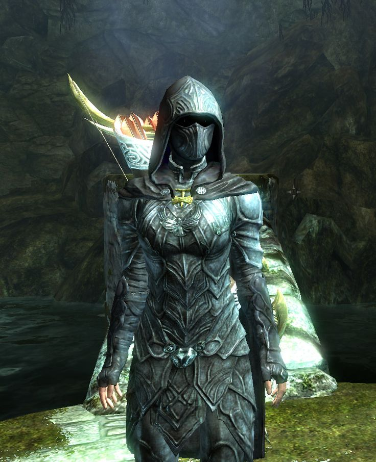 Image result for nightingale armor in skyrim