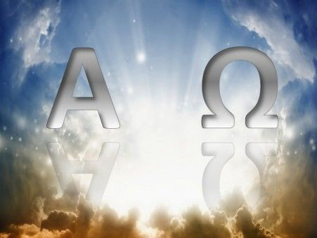 JESUS-Alpha and Omega - Christian Wallpapers