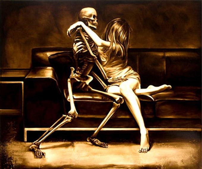: dance with bones:
