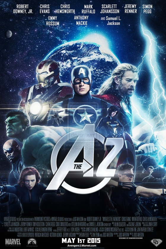 Superheroes | Moviepilot - Avengers 2 - May 1st, 2015