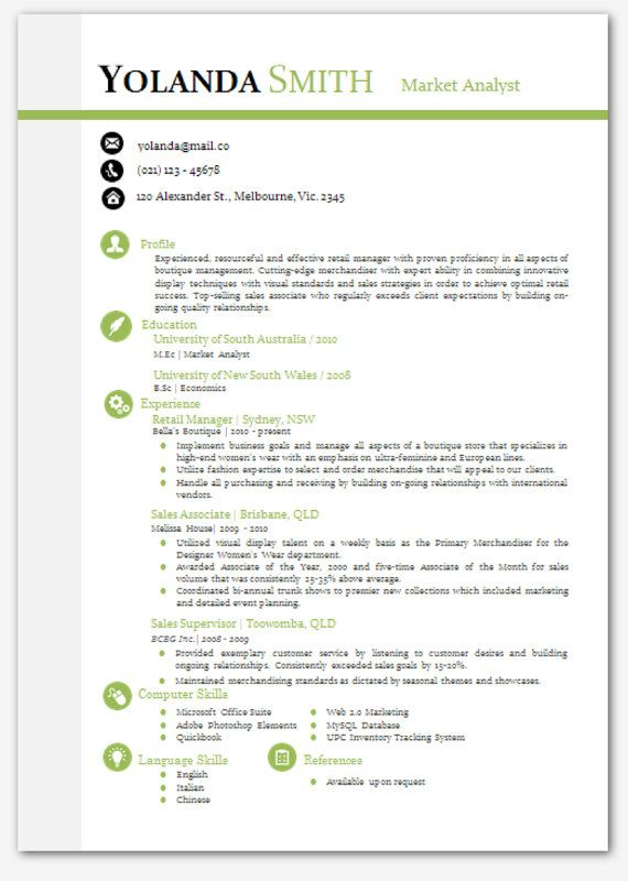 a7b5c769ac59276b53627c235ffb131c professional cv template in word