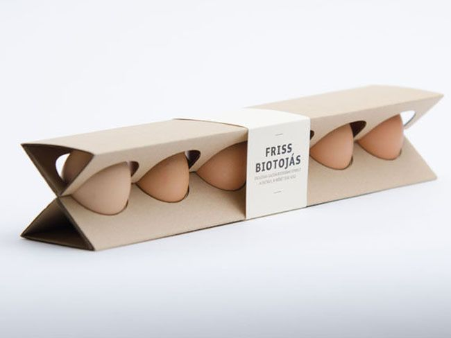 Egg Box by Otília Erdélyi (Student Work) | Packaging of the World: Creative Package Design Archive and Gallery