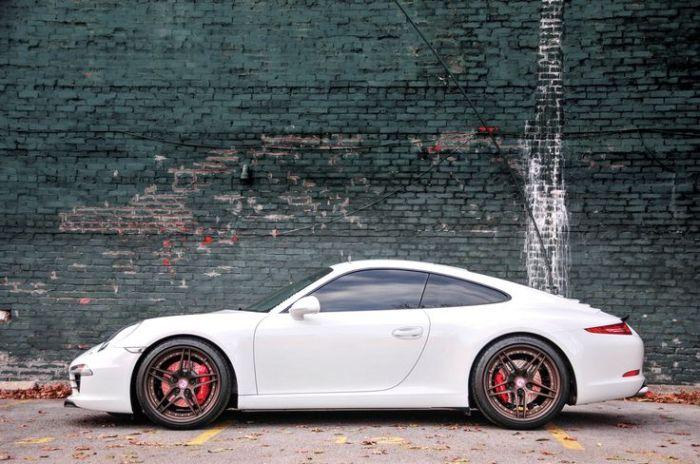 991 HRE Porsche