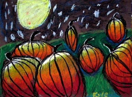 Magic Midnight Pumpkins
