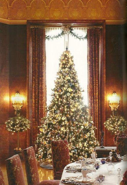 CHRISTMAS AT THE BILTMORE in North Carolina