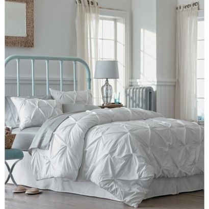 Threshold™ Pinched Pleat Comforter Set