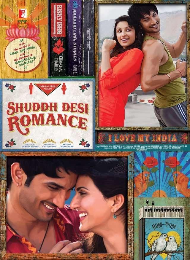 Shuddh Desi Romance (2013) DVDRip