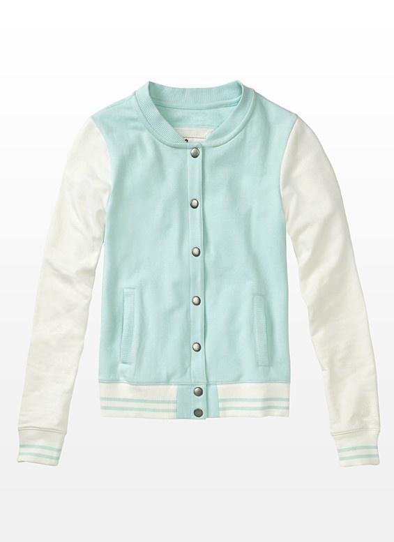 GRG Fleece Varsity Jacket - Garage