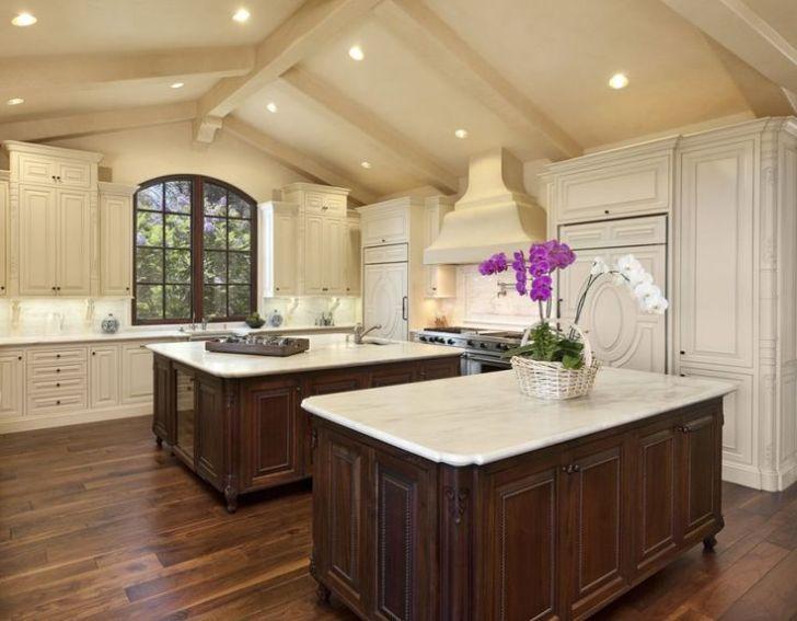 Modern Spanish Style Homes Designers Kitchen