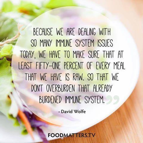 Raw Food Quotes QuotesGram