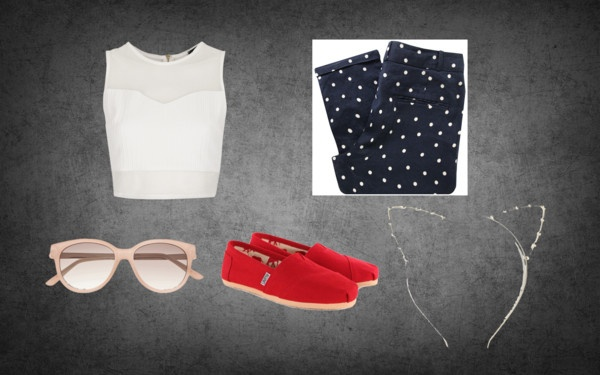 """""""Fouth Of July"""" by bellaafaith on Polyvore"""
