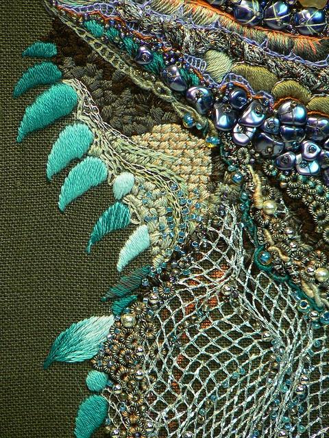 Fritz's Iggy detail - Carol Walker